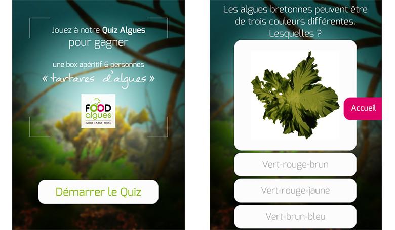 Un quizz pour les fous d'Algues
