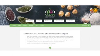 Un site web pour les fous d'Algues