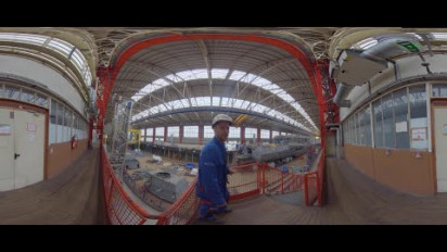 Vidéo métier 360°